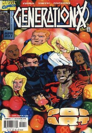 Generation X (1994-2001)#37B