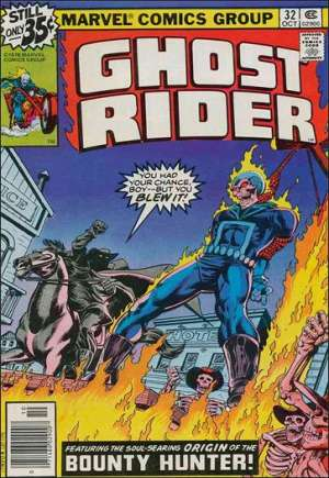 Ghost Rider (1973-1983)#32
