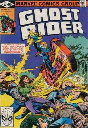 Ghost Rider (1973-1983)#47B