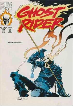 Ghost Rider (1990-1998)#21B