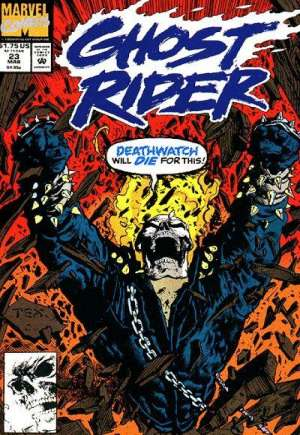 Ghost Rider (1990-1998)#23B