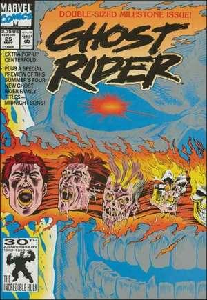 Ghost Rider (1990-1998)#25B