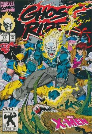 Ghost Rider (1990-1998)#27B