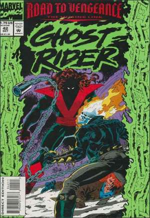 Ghost Rider (1990-1998)#42