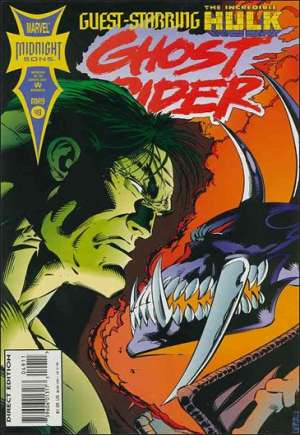 Ghost Rider (1990-1998)#49B