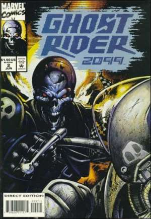 Ghost Rider 2099 (1994-1996)#2A