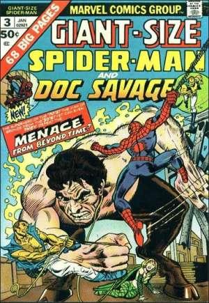 Giant-Size Spider-Man (1974-1975)#3