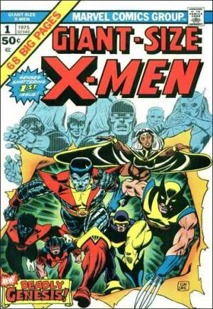 Giant-Size X-Men (1975-2005) #1A