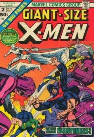 Giant-Size X-Men (1975-2005)#2