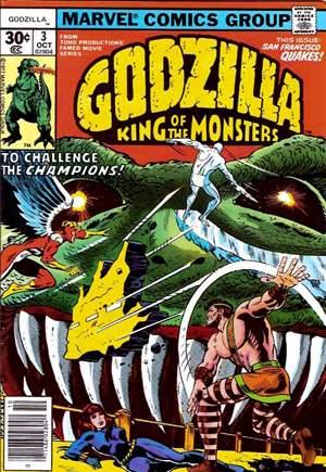 Godzilla (1977-1979)#3A