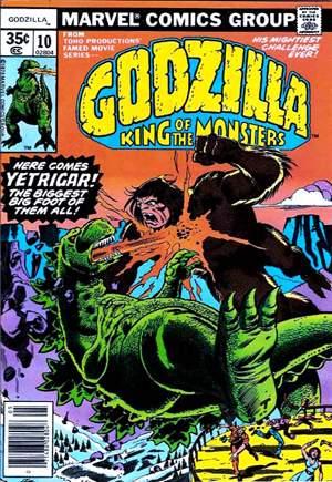 Godzilla (1977-1979)#10