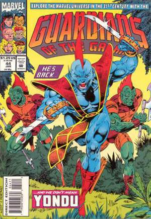 Guardians of the Galaxy (1990-1995)#44