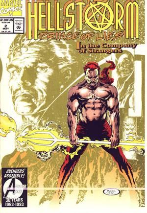 Hellstorm: Prince of Lies (1993-1994)#2