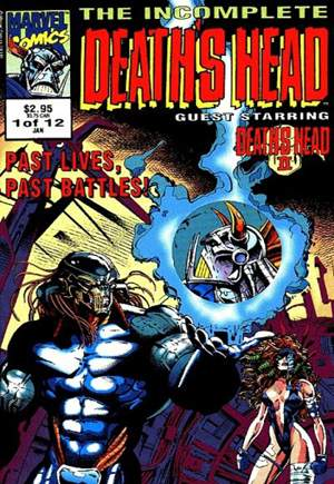Incomplete Death's Head (1993)#1