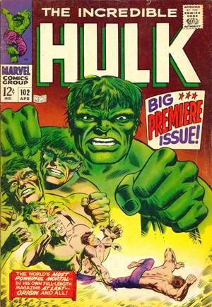 Incredible Hulk (1968-1999)#102