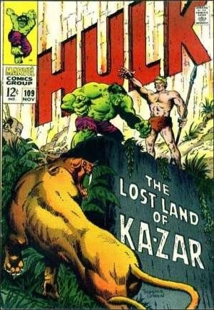 Incredible Hulk (1968-1999)#109