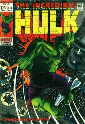 Incredible Hulk (1968-1999) #111