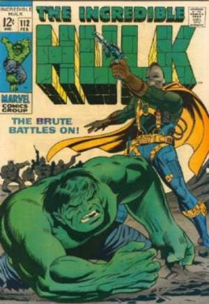 Incredible Hulk (1968-1999)#112