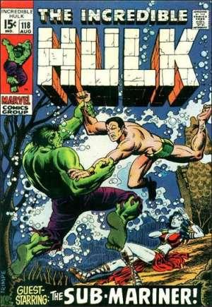 Incredible Hulk (1968-1999)#118
