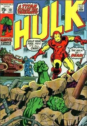 Incredible Hulk (1968-1999)#131