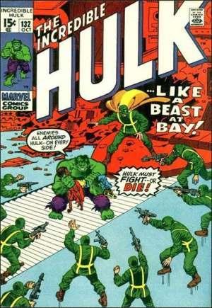 Incredible Hulk (1968-1999)#132