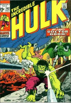 Incredible Hulk (1968-1999)#143