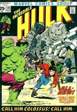 Incredible Hulk (1968-1999) #145