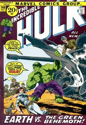 Incredible Hulk (1968-1999)#146