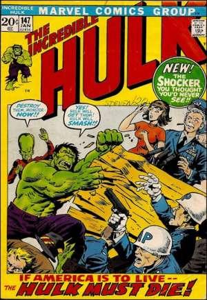 Incredible Hulk (1968-1999)#147
