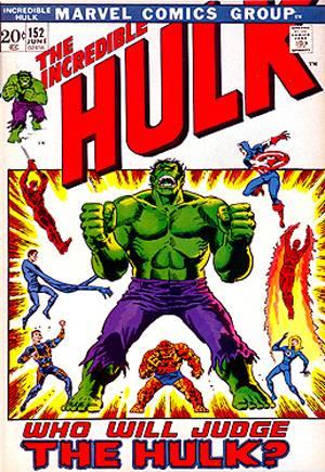 Incredible Hulk (1968-1999)#152