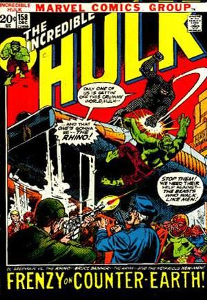 Incredible Hulk (1968-1999)#158