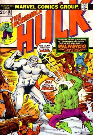 Incredible Hulk (1968-1999)#162
