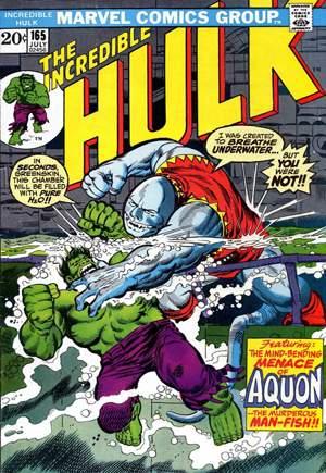 Incredible Hulk (1968-1999)#165