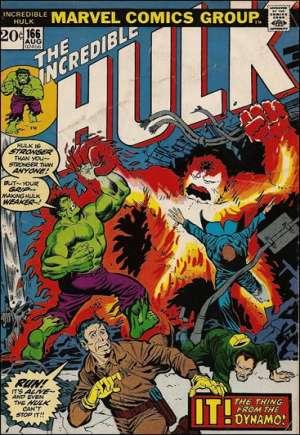 Incredible Hulk (1968-1999)#166
