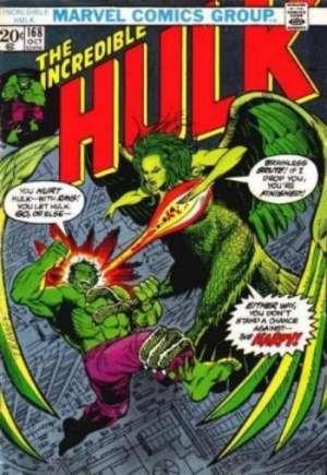 Incredible Hulk (1968-1999)#168