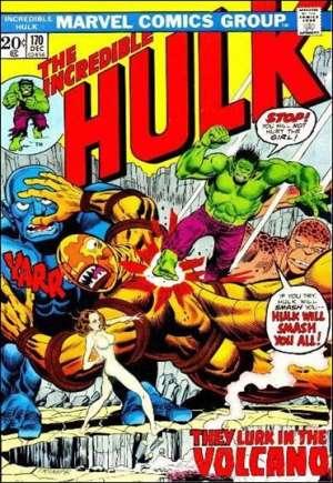 Incredible Hulk (1968-1999)#170