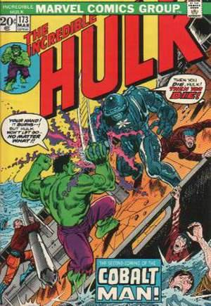 Incredible Hulk (1968-1999)#173