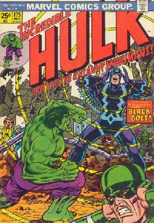 Incredible Hulk (1968-1999)#175