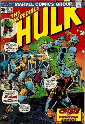 Incredible Hulk (1968-1999)#176
