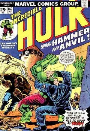 Incredible Hulk (1968-1999)#182