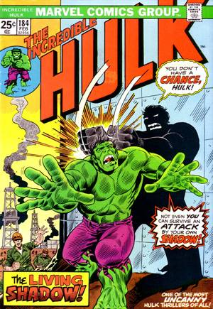 Incredible Hulk (1968-1999) #184