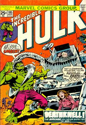 Incredible Hulk (1968-1999) #185