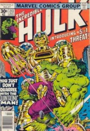 Incredible Hulk (1968-1999)#213A
