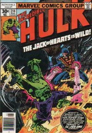 Incredible Hulk (1968-1999)#214A