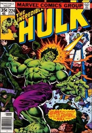 Incredible Hulk (1968-1999)#224