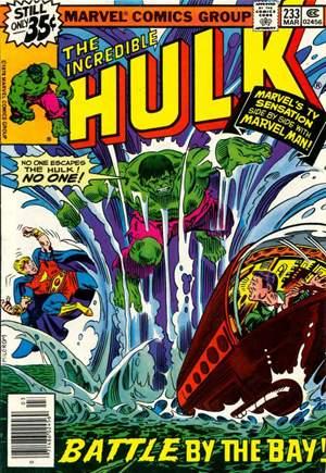 Incredible Hulk (1968-1999)#233