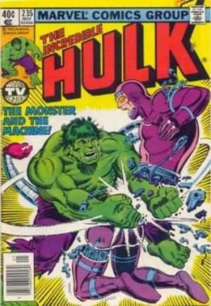 Incredible Hulk (1968-1999)#235A