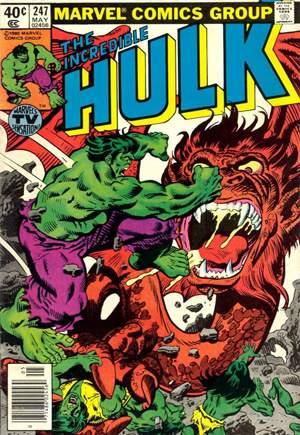 Incredible Hulk (1968-1999)#247A