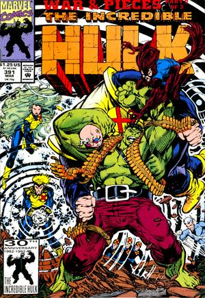 Incredible Hulk (1968-1999) #391B