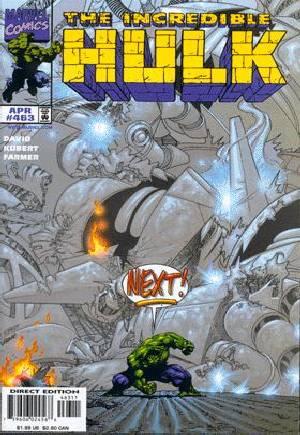Incredible Hulk (1968-1999)#463B